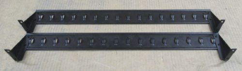 2 x APC 0M-9614-R2-V0 Pdu Cord Retention Tray Bracket For AP7xxx Without Screws